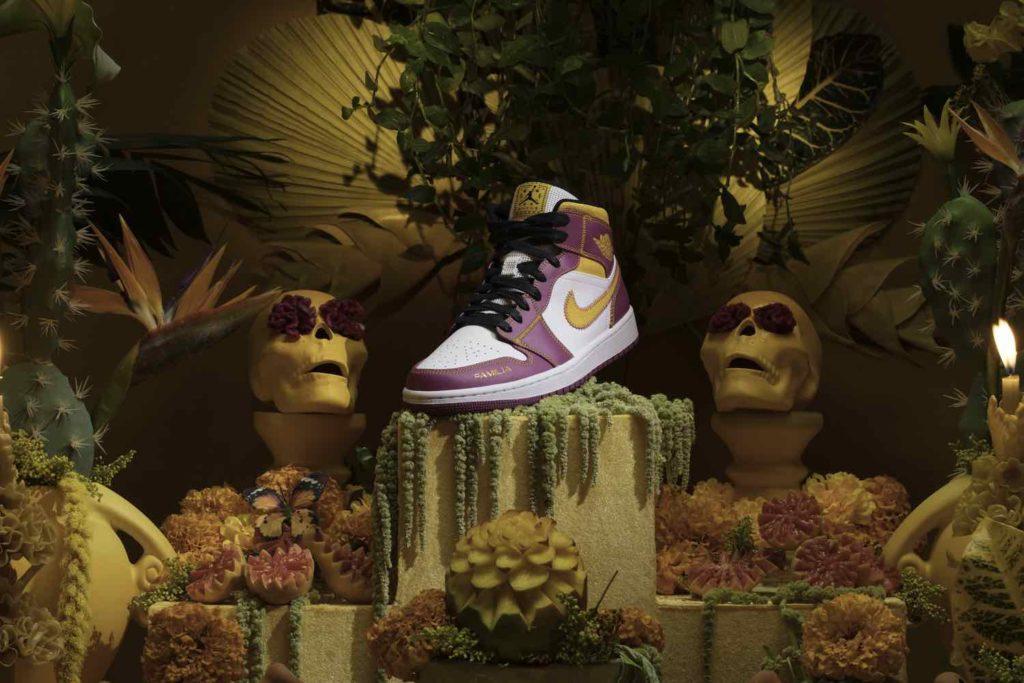Día Muertos Nike