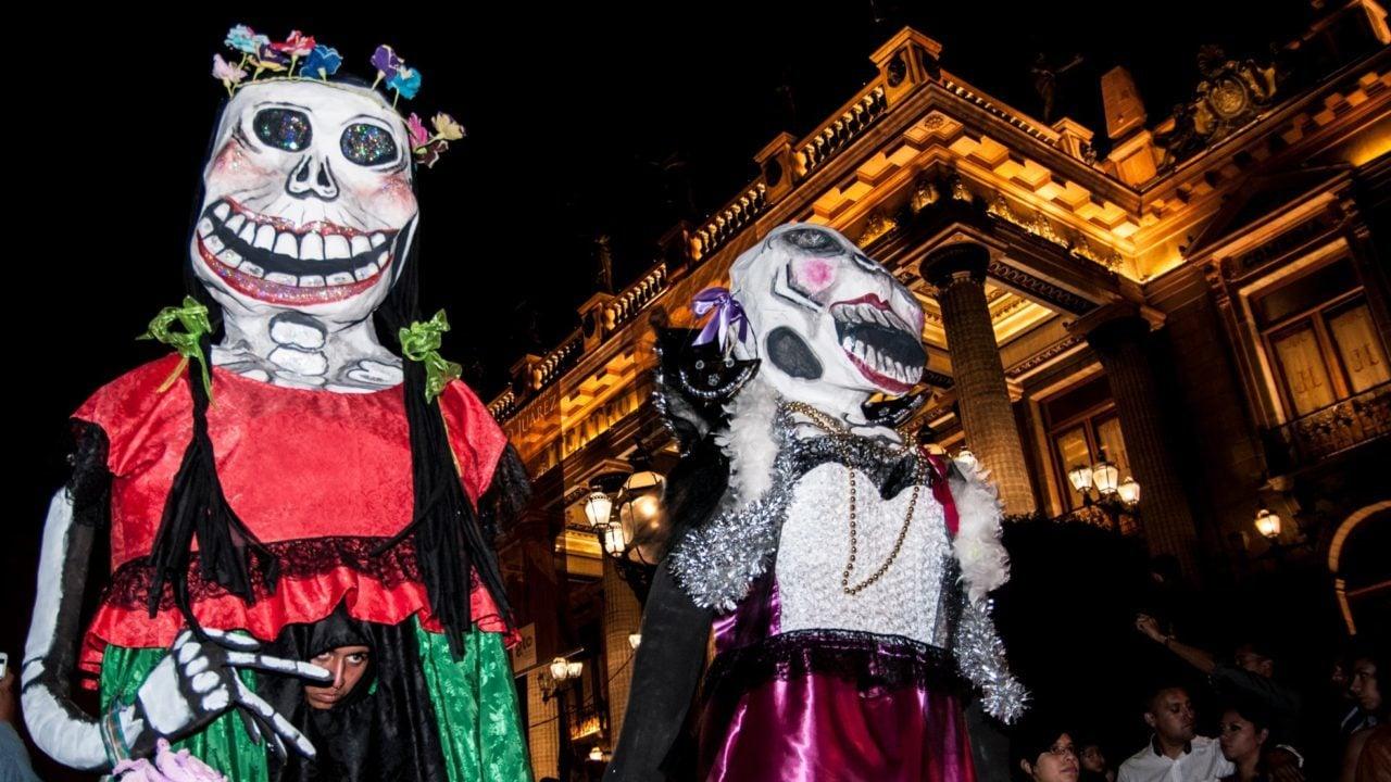 Día de Muertos Guanajuato