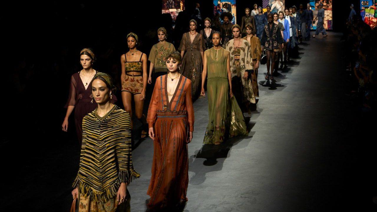 Dior presenta su ecléctica colección Primavera-Verano 2021