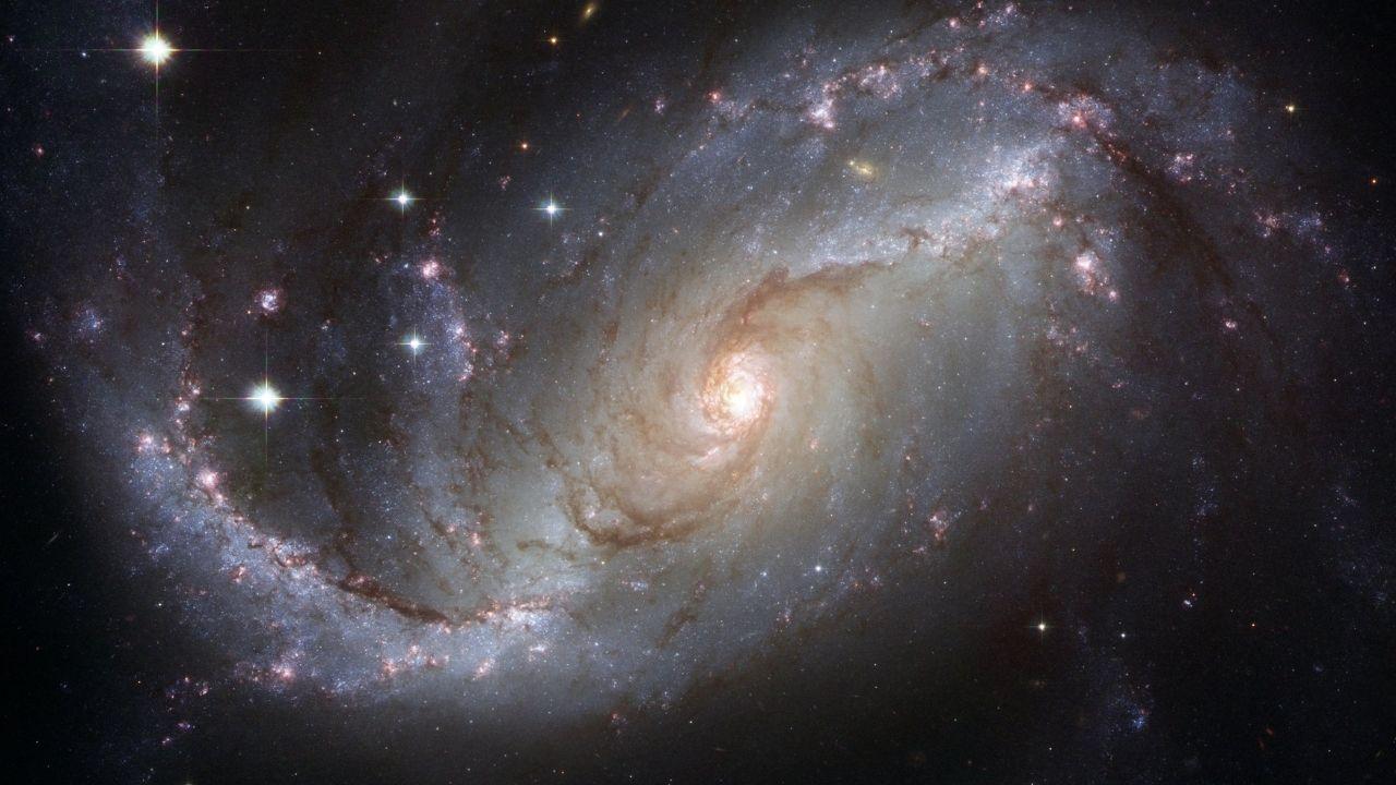 Galaxia rayos Gamma