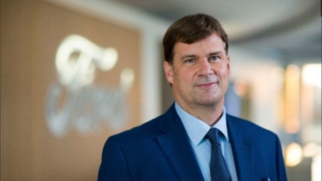 Ford Jim Farley