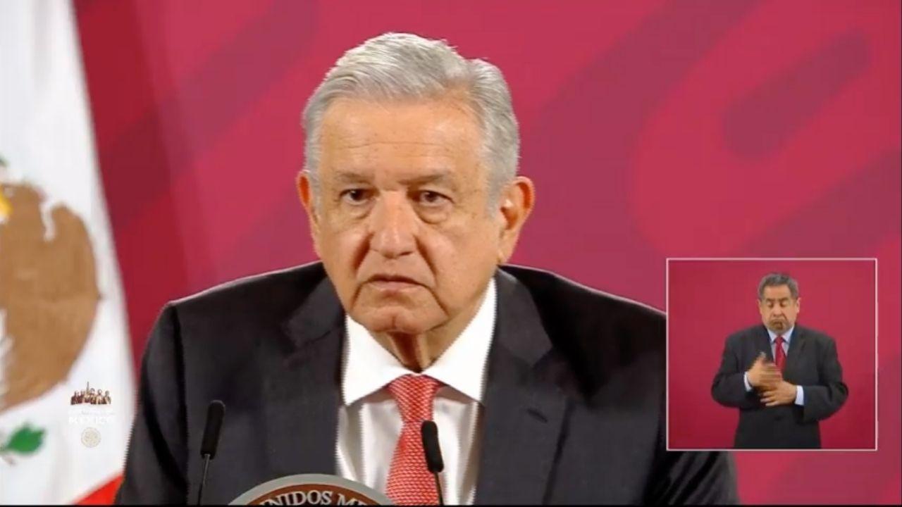AMLO califica negativa de disculpa de España como 'afán colonialista'