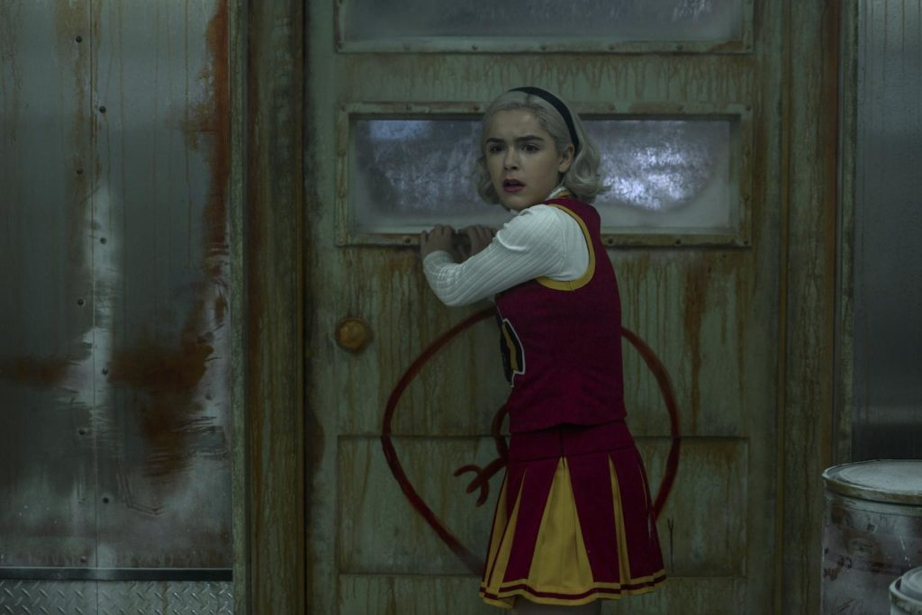 El mundo oculto de Sabrina trailer estreno final