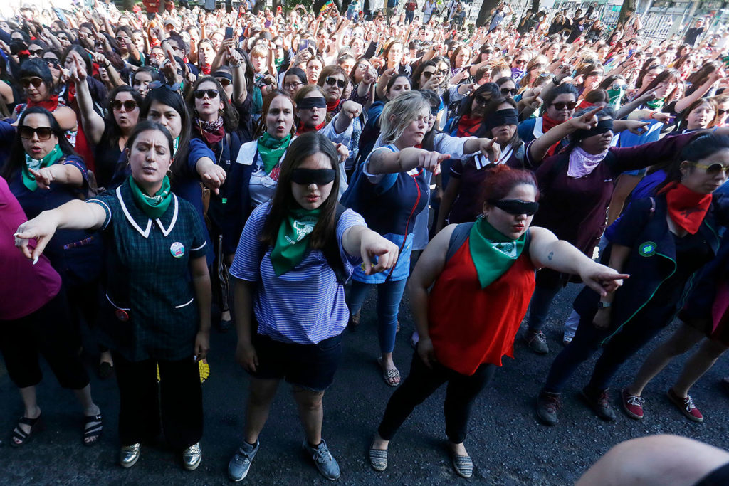 Wealth Gap Fuels Anger In Chile