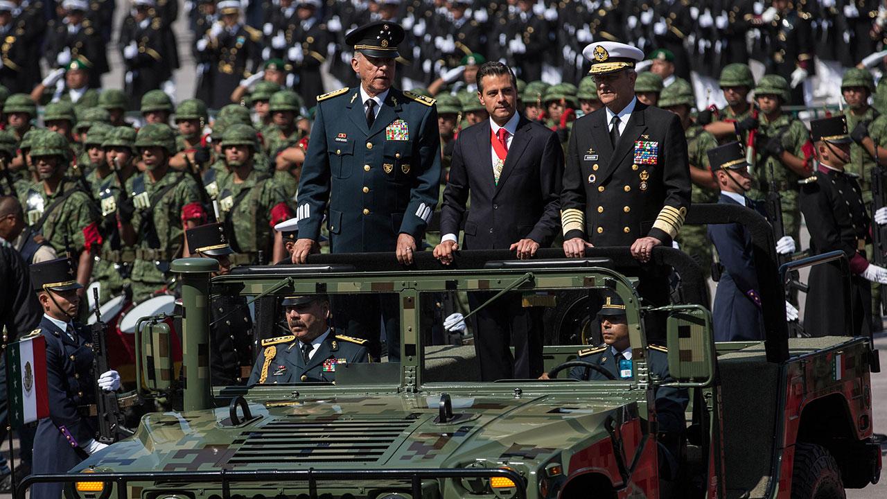Cienfuegos trabajó para cártel de Nayarit, asegura fiscalía de EU