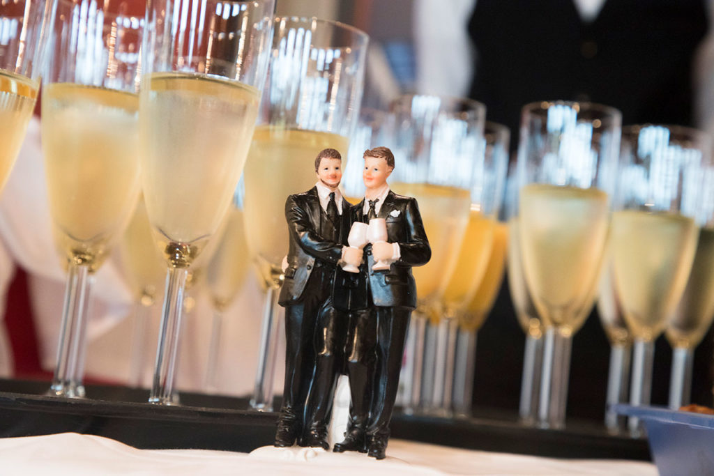 Bodas Germany celebrates first gay marriages