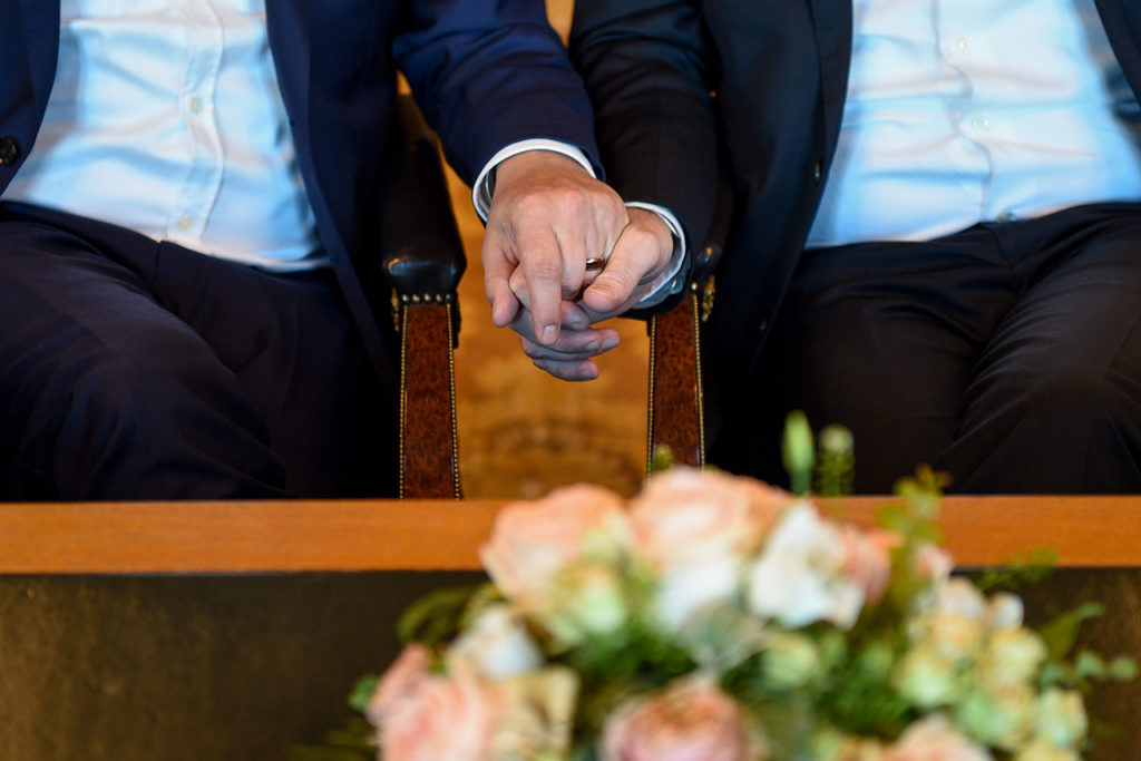 Bodas Gay First same-sex weddings in Hamburg