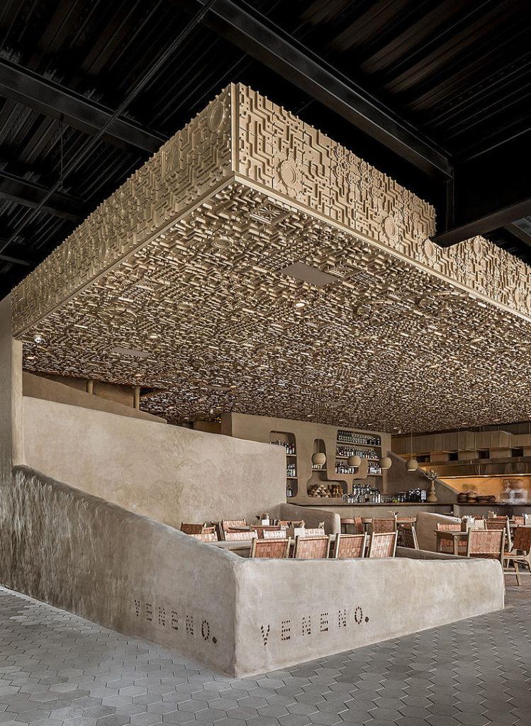 restaurante mexicano Mejor Diseño América