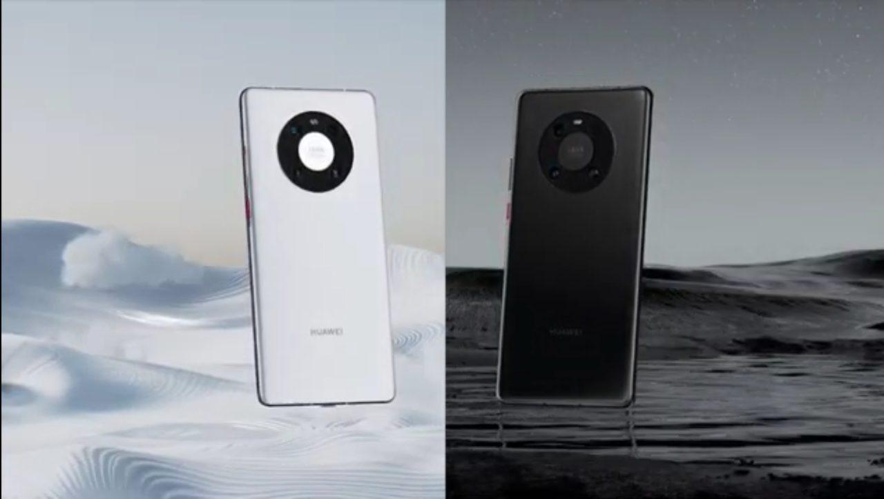 Huawei presentó su nueva familia Mate 40: 5G y nuevas características