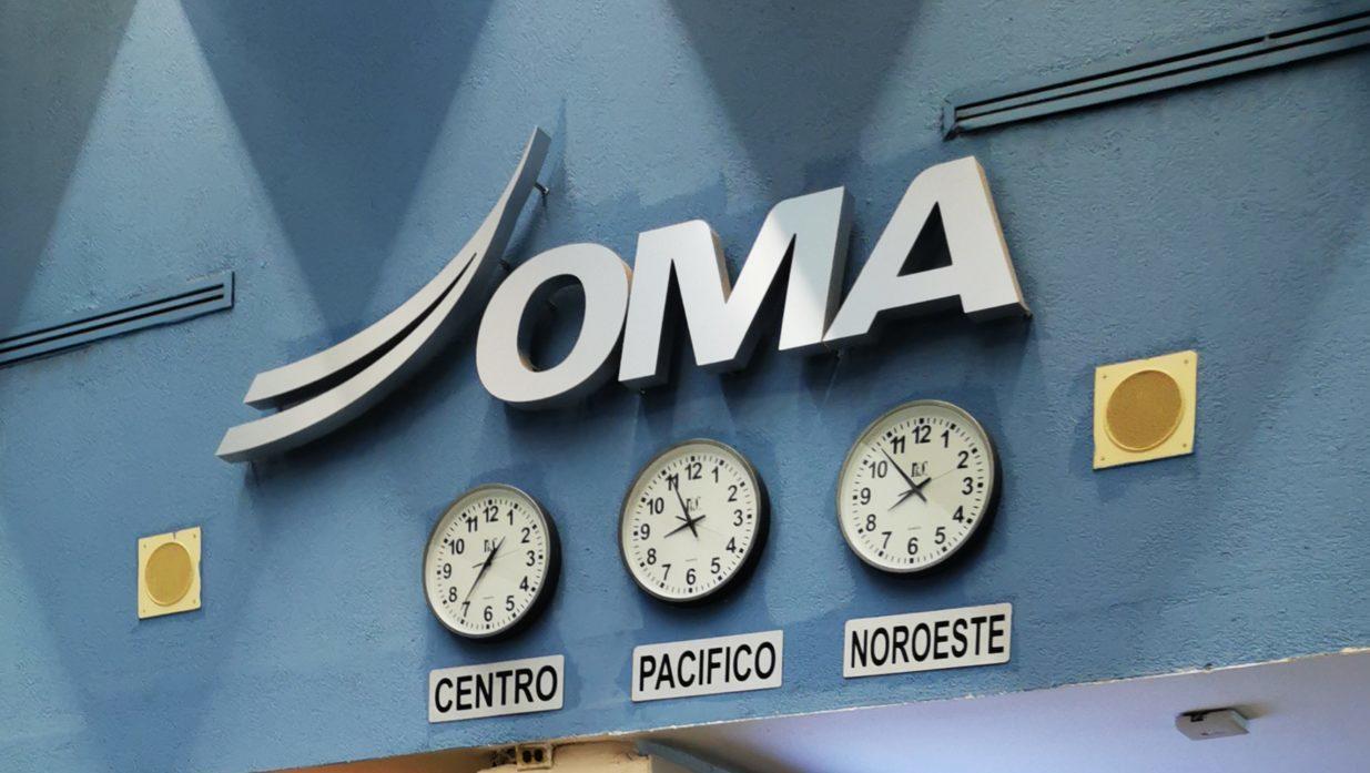Ganancias de Grupo Aeroportuario Centro Norte caen 91.9% en tercer trimestre