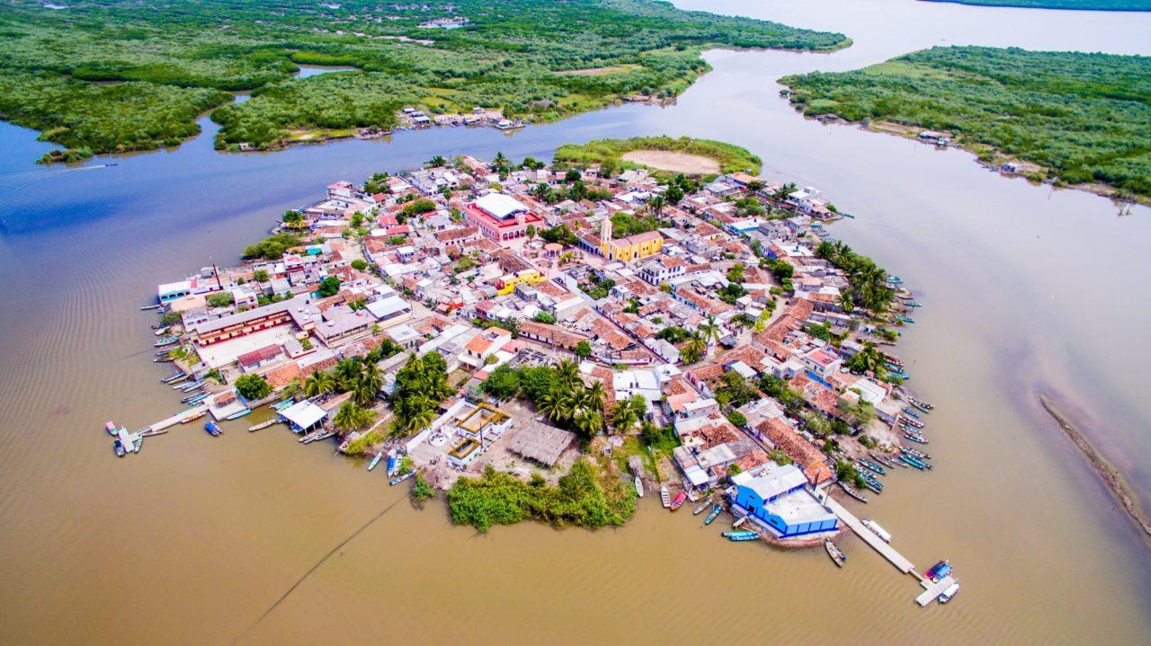 Isla de Mexcaltitán: El nuevo Pueblo Mágico resguarda secretos ancestrales