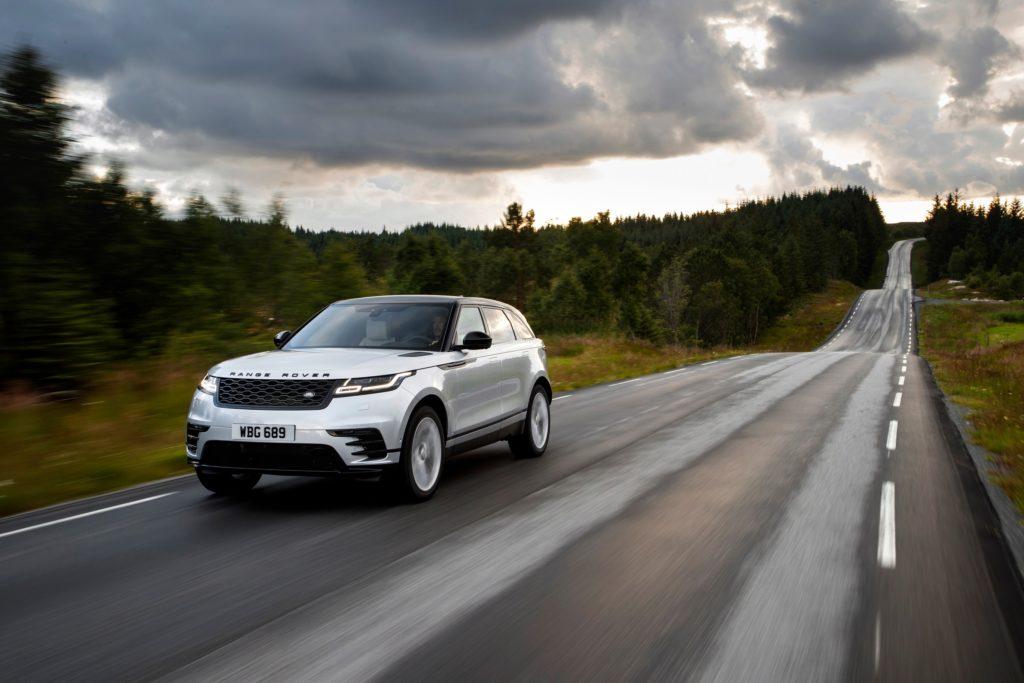 Jaguar Land Rover auto