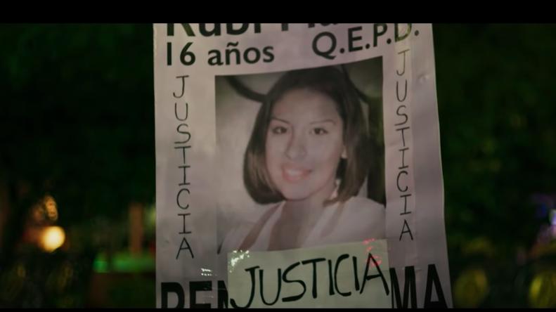 Marisela Escobedo Netflix