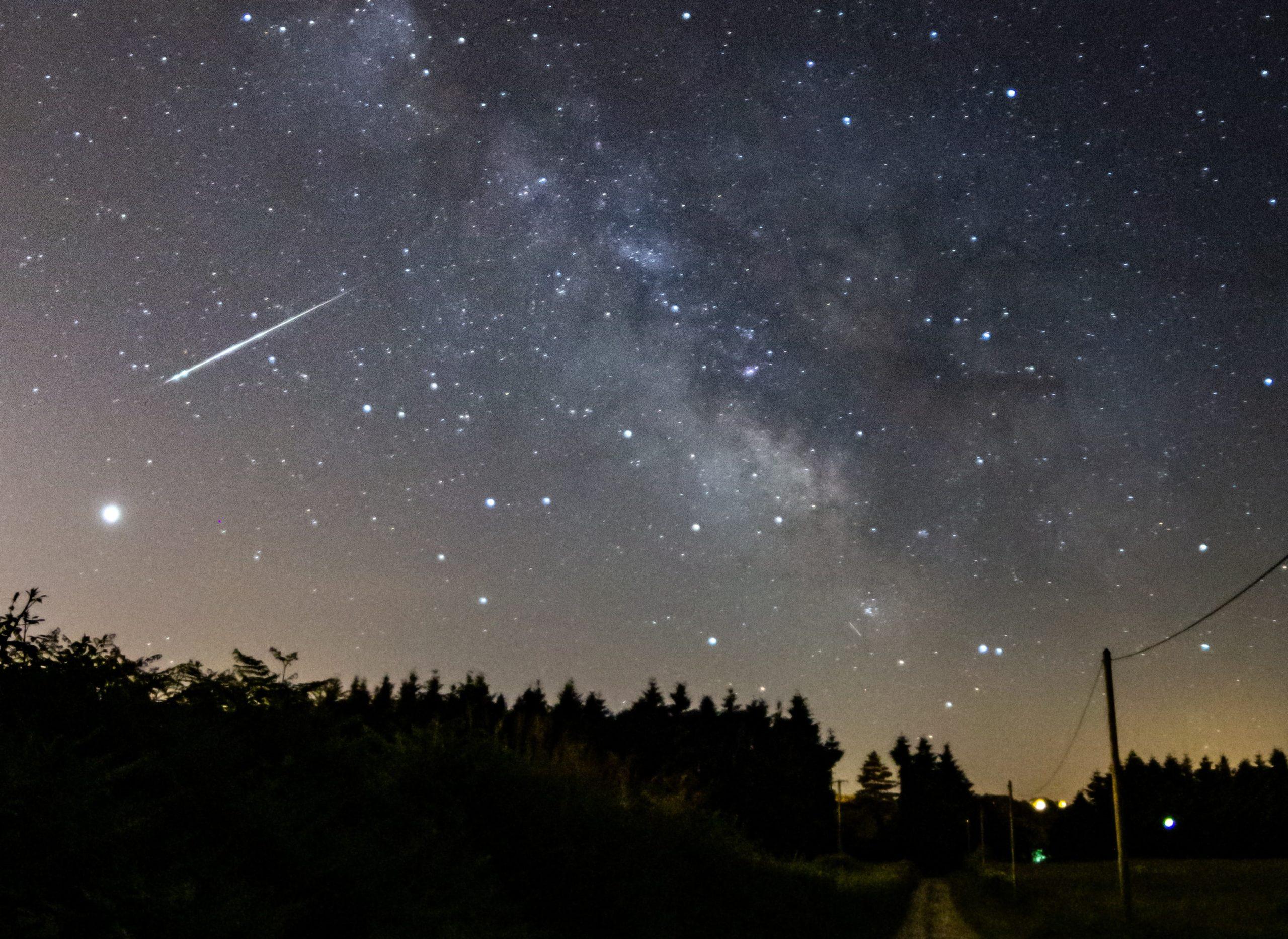 Conoce la historia del reciente avistamiento de un meteorito al noreste de México
