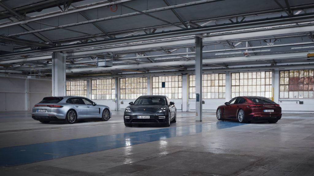 Porsche Panamera autos deportivos