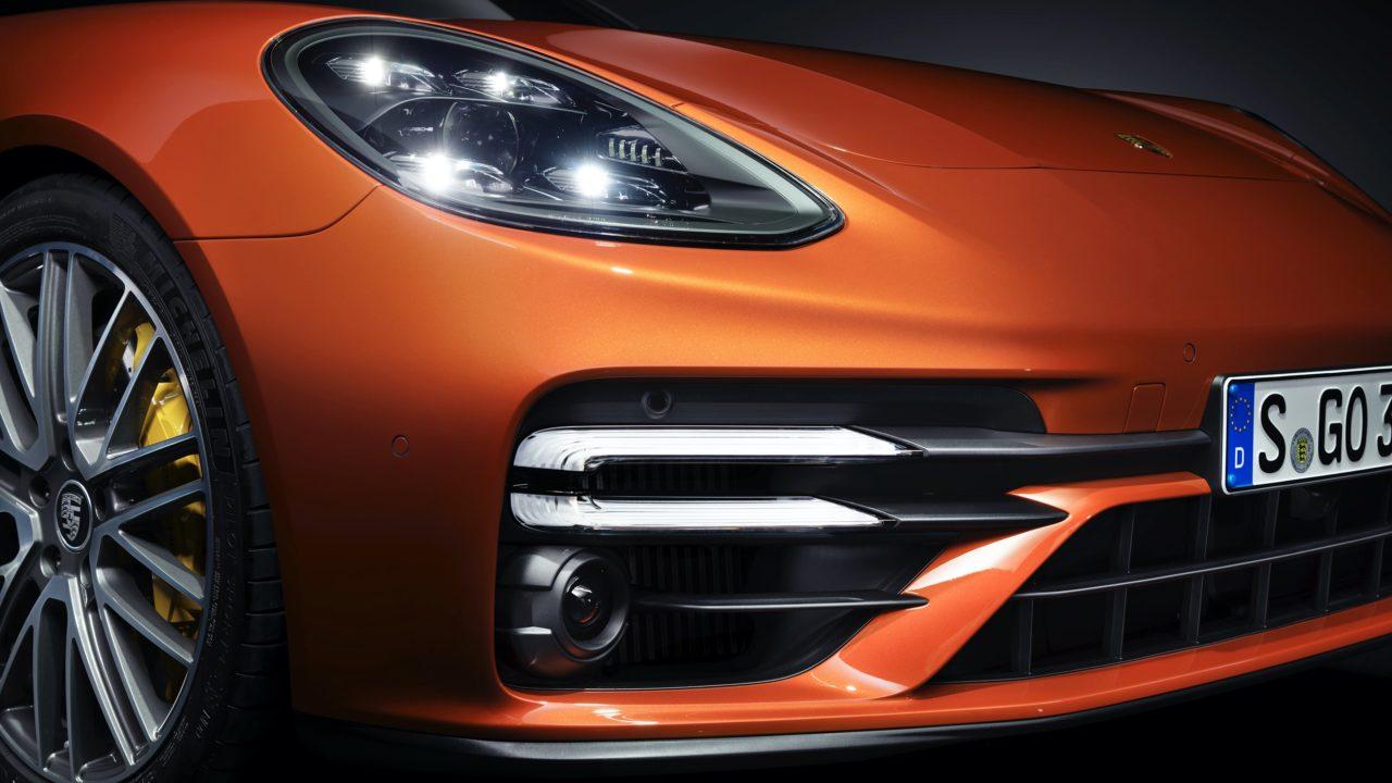 Porsche presenta nuevos modelos del Panamera, tres bestias híbridas