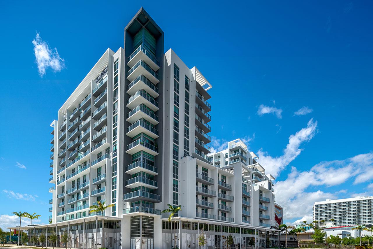 """El lujo habita en el último """"Quadro"""" del distrito artístico de Miami"""