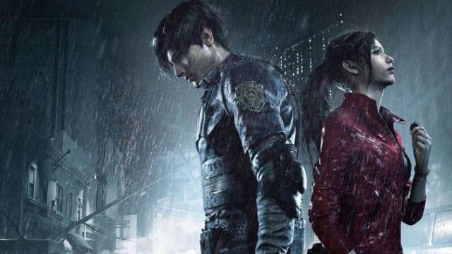 Resident Evil Videojuego Reboot