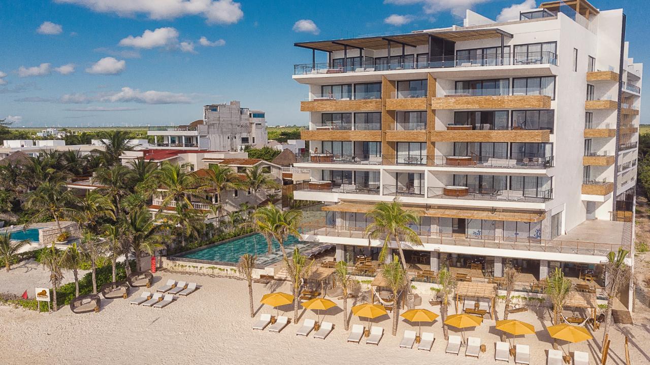 RoMarley Beach House: pasión por la vida a la orilla del mar