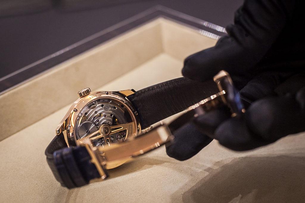 Cronógrafos Alta Relojería
