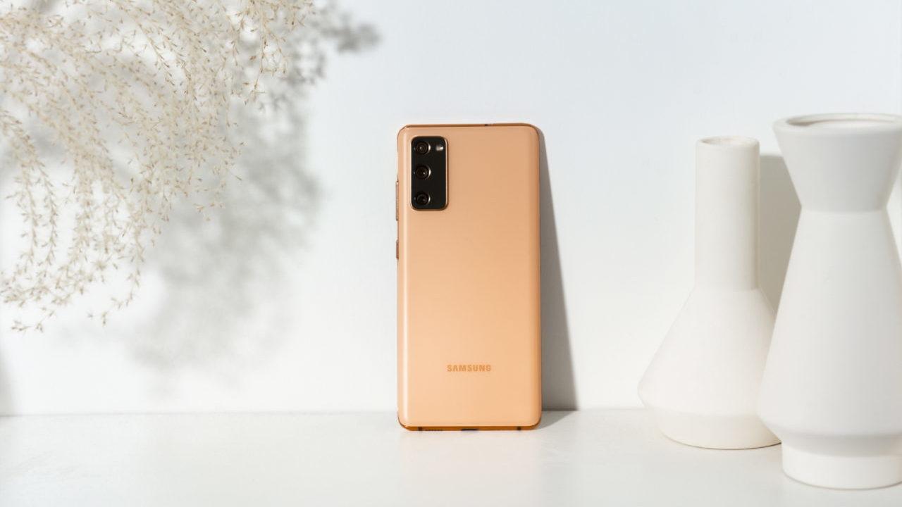 Nuevo Samsung Galaxy S20 FE: entrega una experiencia renovada