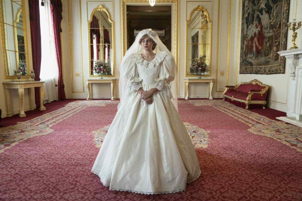 Emma Corrin The crown princesa Diana