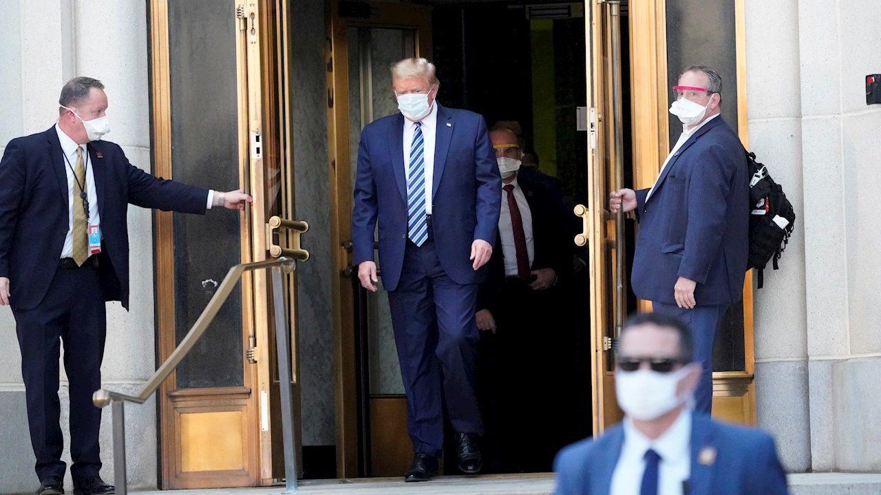 EU compra 1.25 millones de dosis de coctel de anticuerpos que usó Trump