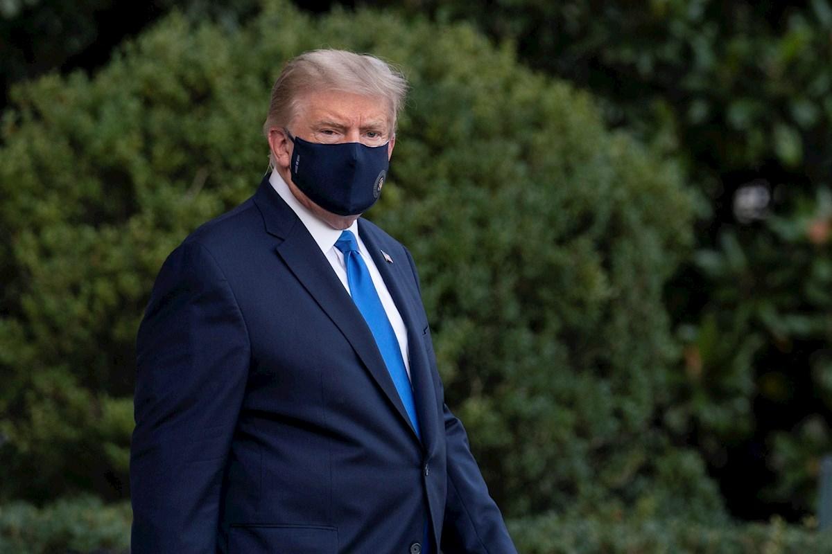 Desmienten a Trump: gripe no es más letal que Covid-19 en EU ni en el mundo