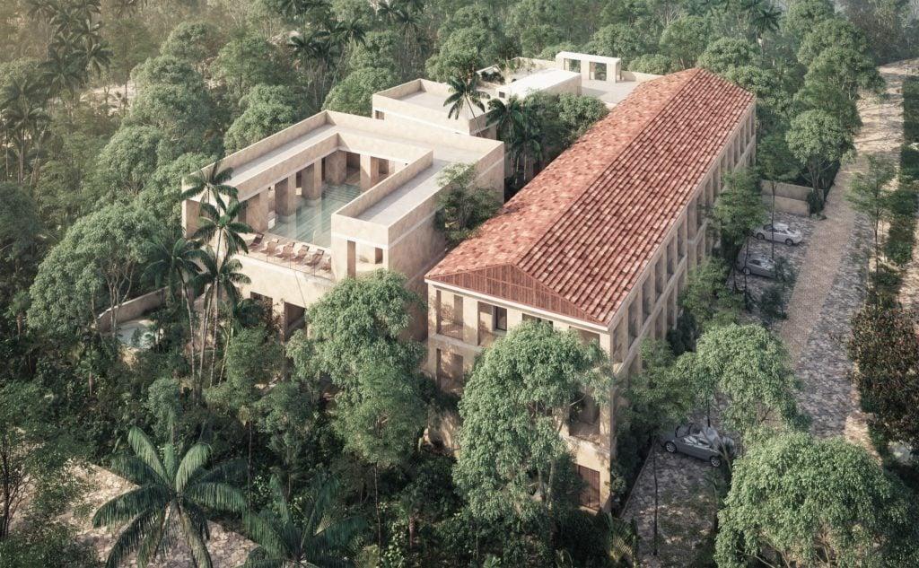 Tulum desarrollo residencial