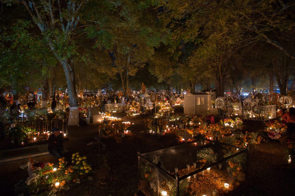 Tzintzuntzan Pueblo Mágico Día de Muertos