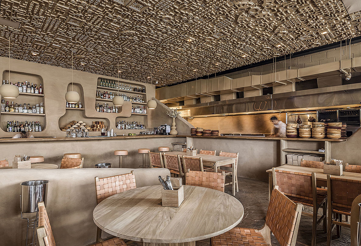 restaurante mexicano Mejor Diseño de América