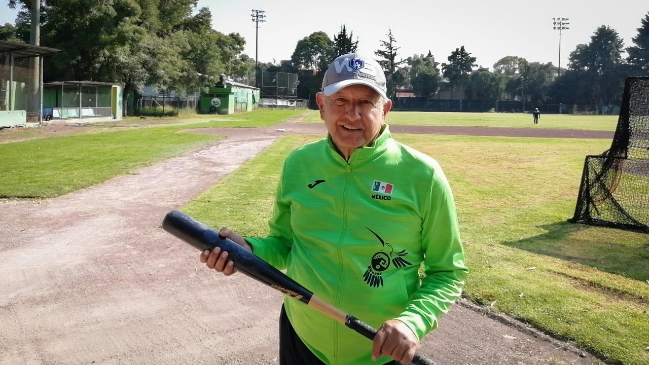 López Obrador revela su quiniela para los Playoffs de las Grandes Ligas