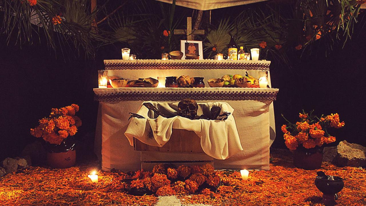 Xcaret Día de Muertos