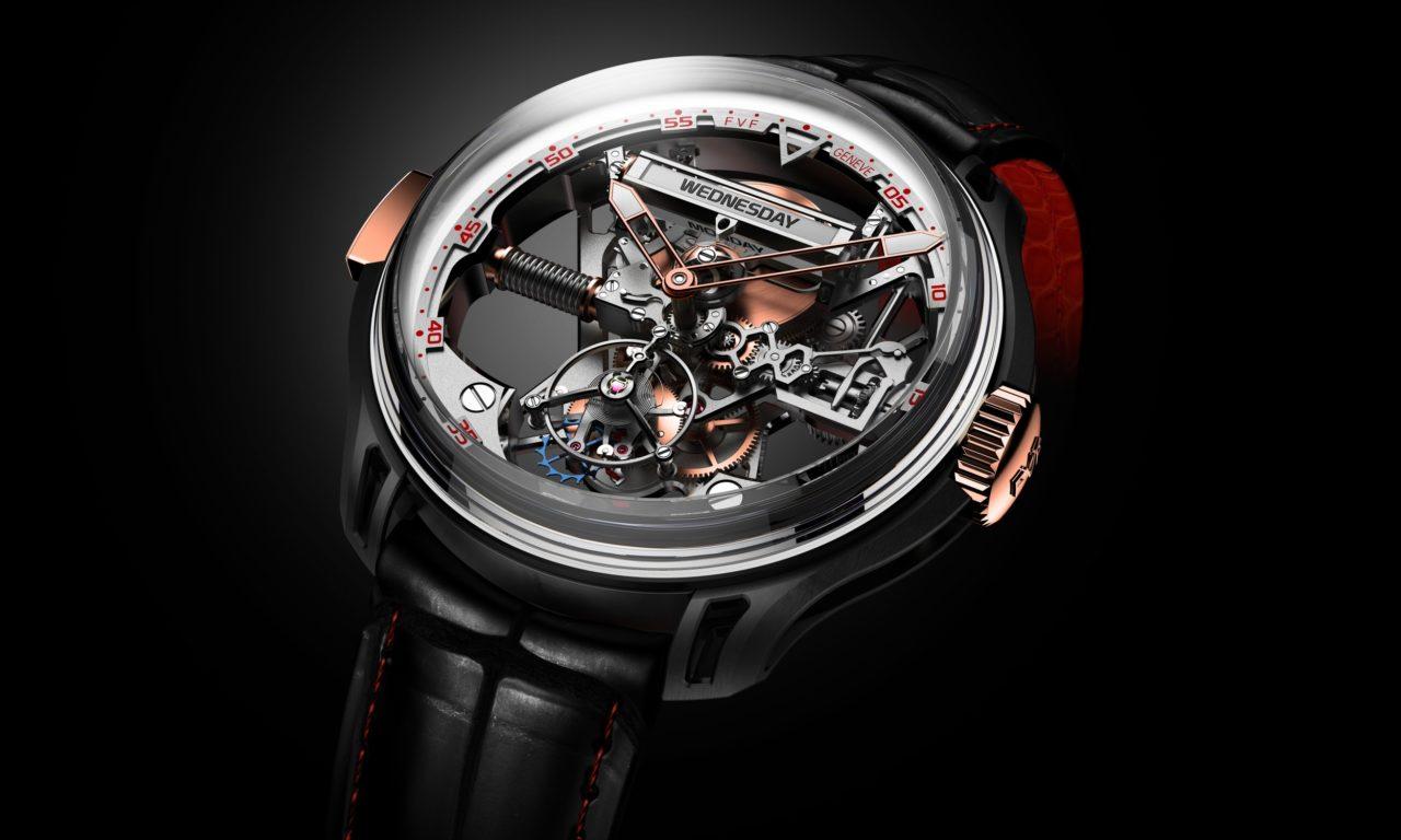 Franc Vila irrumpe en la alta relojería con su sello artesanal