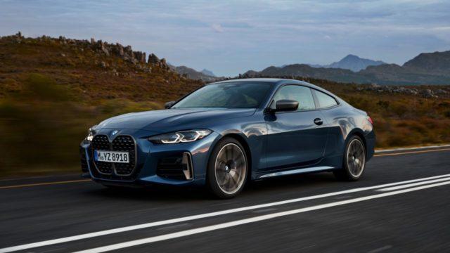 auto BMW Serie 4 Coupé