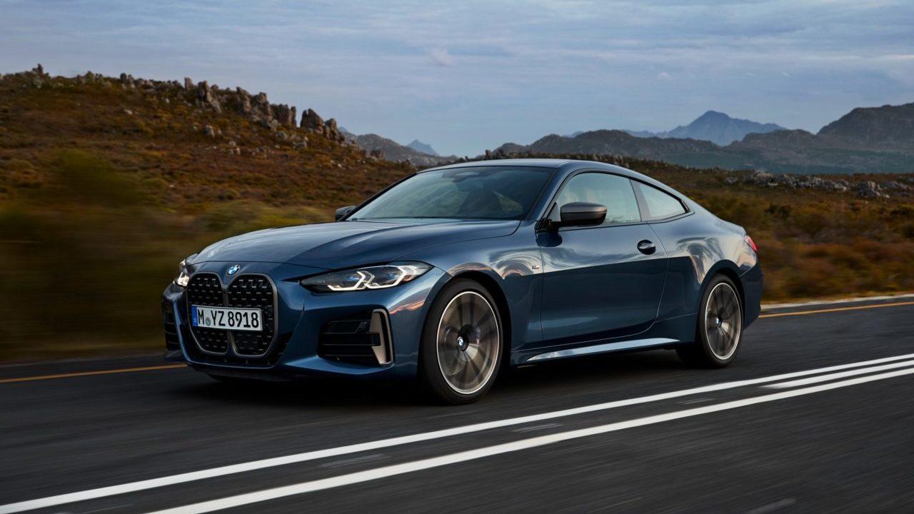 Conoce el esperado BMW Serie 4 Coupé que ya está en México