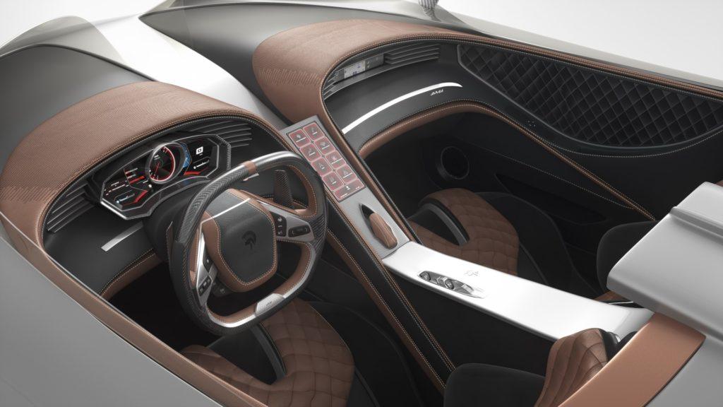 autos deportivos Ares Designe