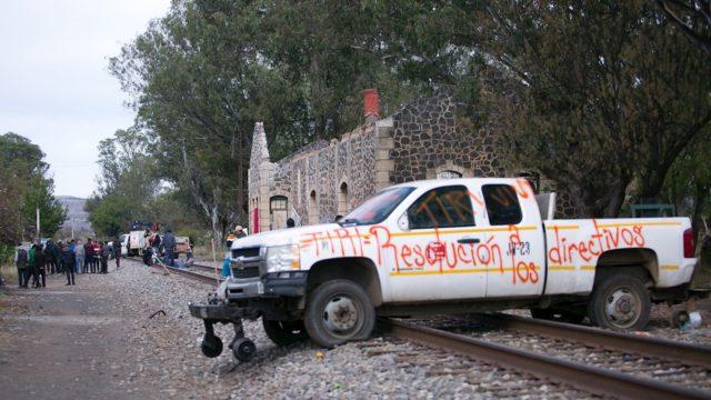 bloqueos_ferroviarios_michoacán_norte