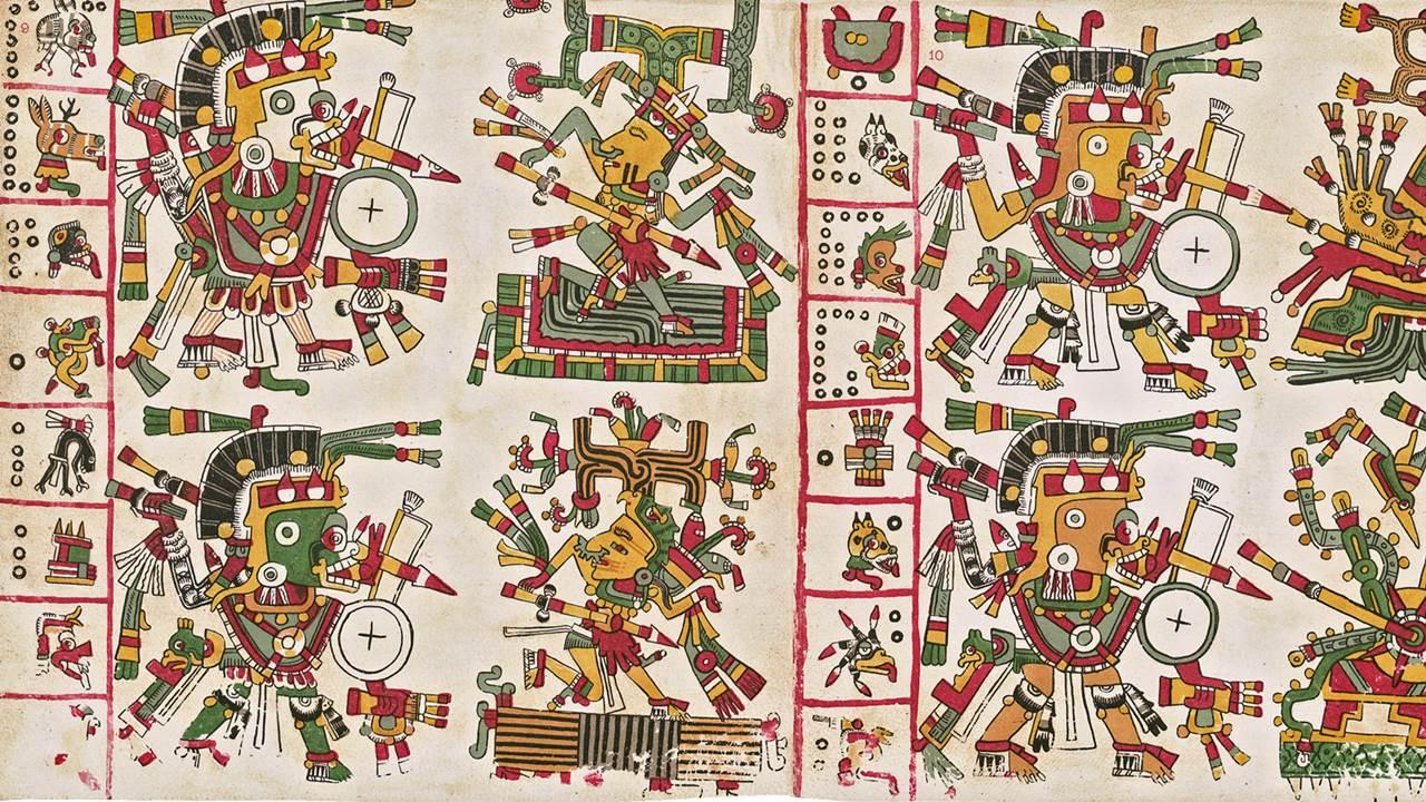 AMLO pide prestados 2 códices aztecas a Italia