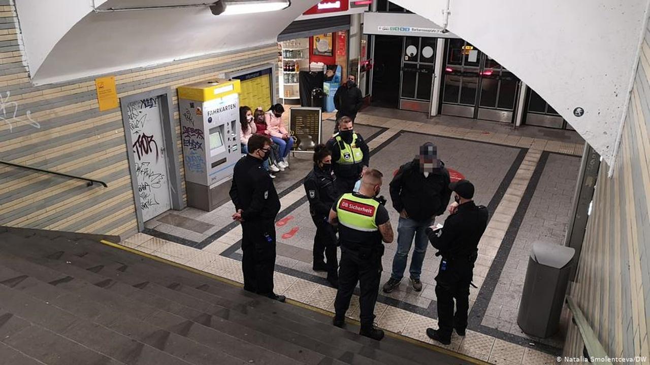 150 euros de multa por no llevar mascarilla en Alemania