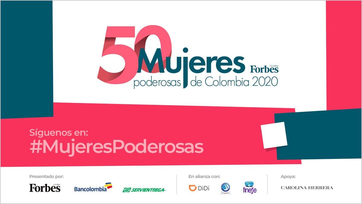 Forbes Colombia Mujeres Poderosas 2020: La hoja de ruta para cerrar las brechas