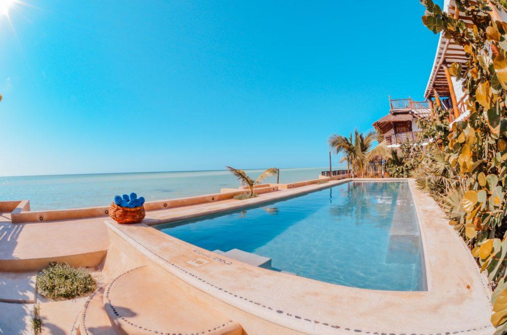 hotel Las Nubes Holbox
