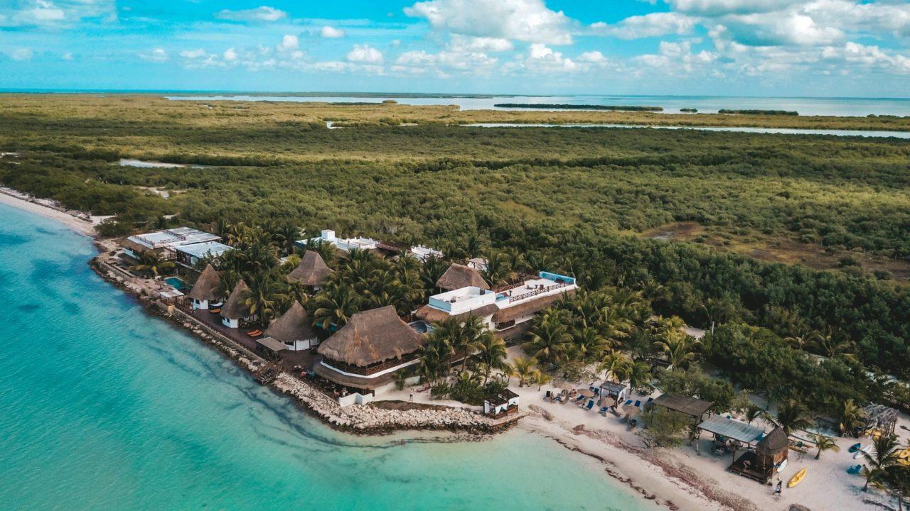 Las Nubes Holbox se unen a la colección Eco Hotels & Resorts, en un paraíso de ensueño