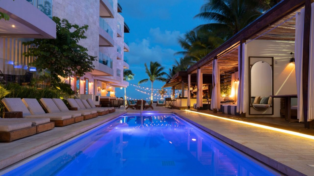 hotel Thompson Playa del Carmen