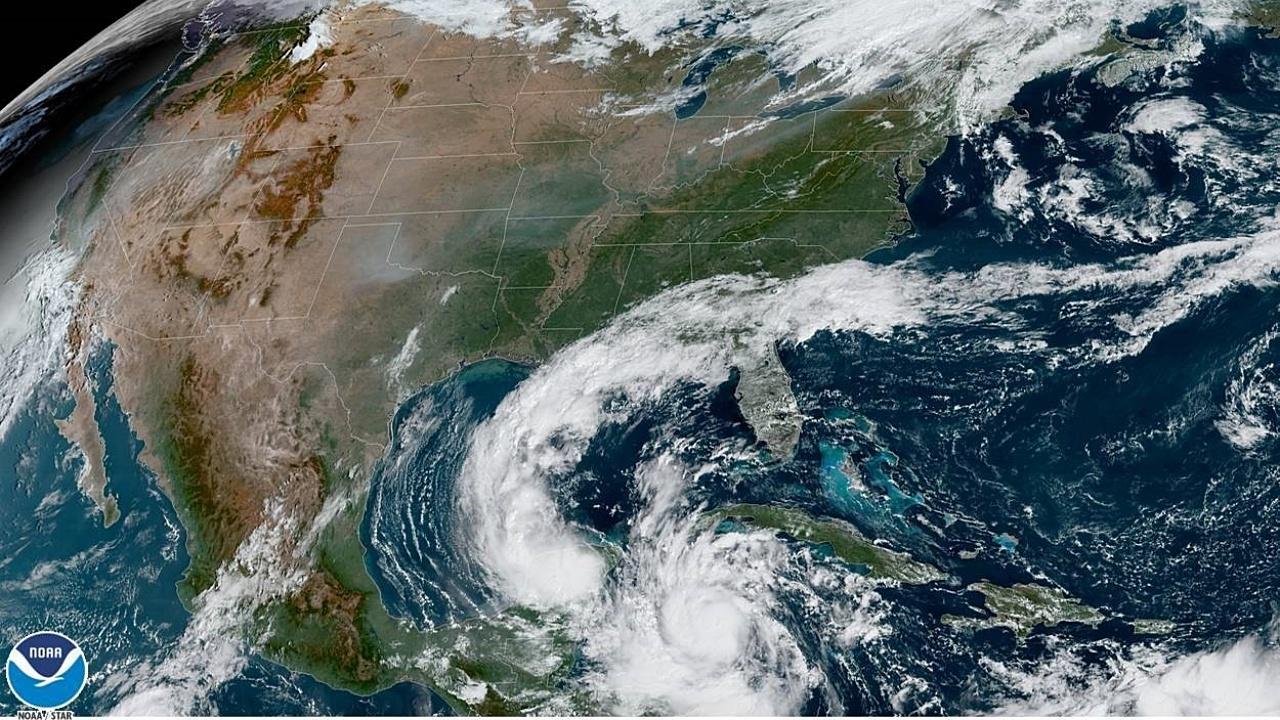 Temporada de huracanes atlántica rompe récord en 2020