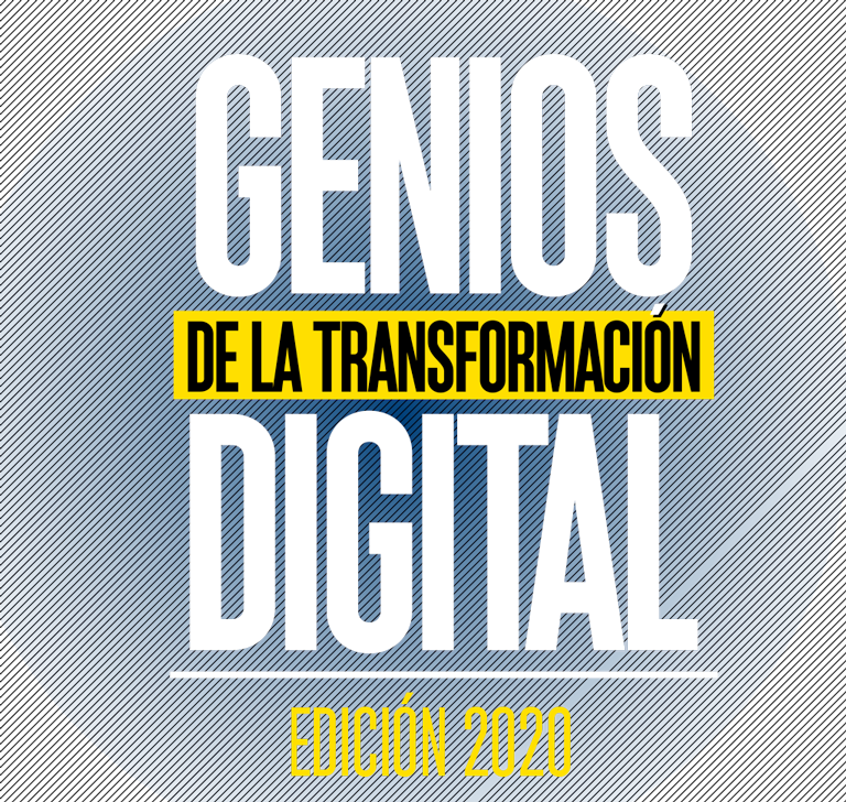 Genios de la transformación digital
