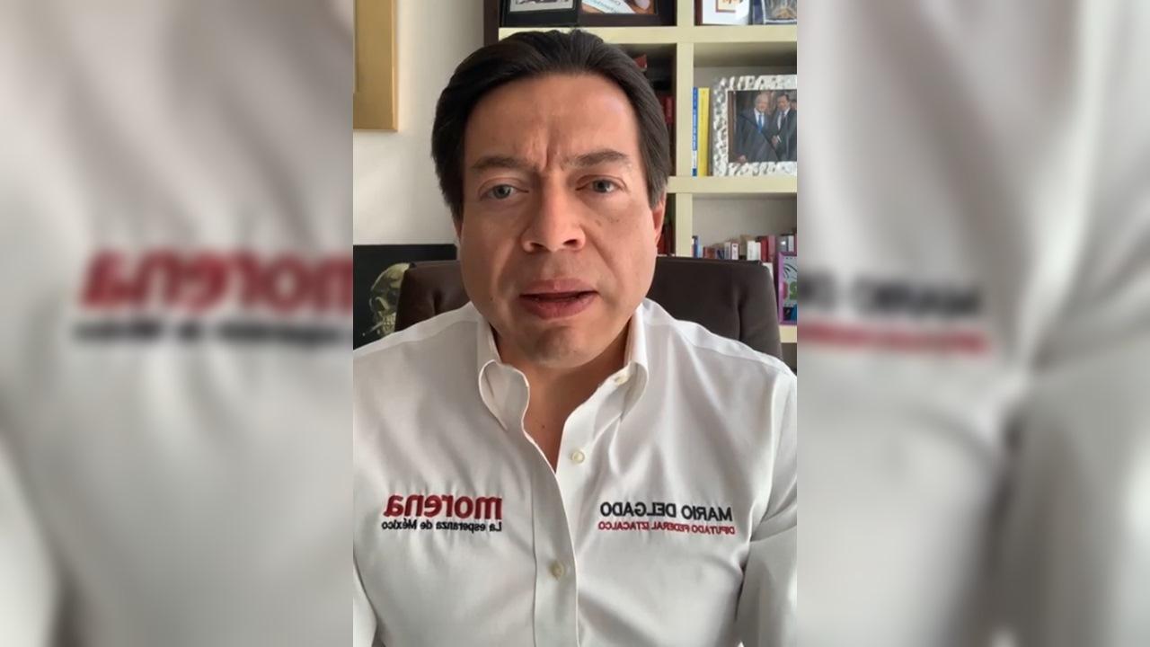 Mario Delgado pide a Morena prepararse para 2021 y dar continuidad a la 4T