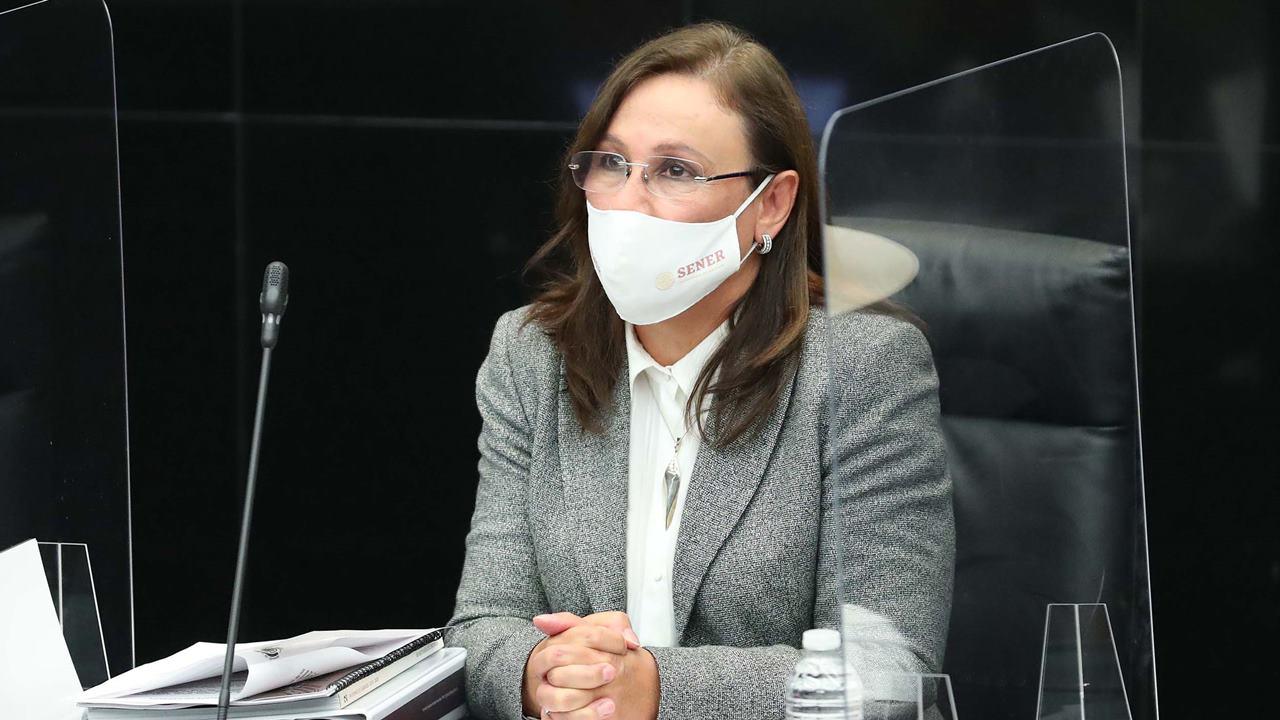 Nahle responde a EU sobre bloqueo a inversiones en energía