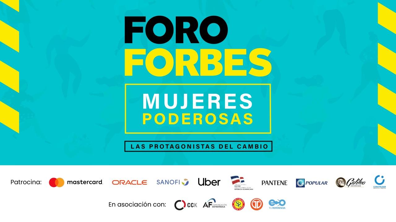 Forbes Centroamérica celebra el Foro Mujeres Poderosas 2020