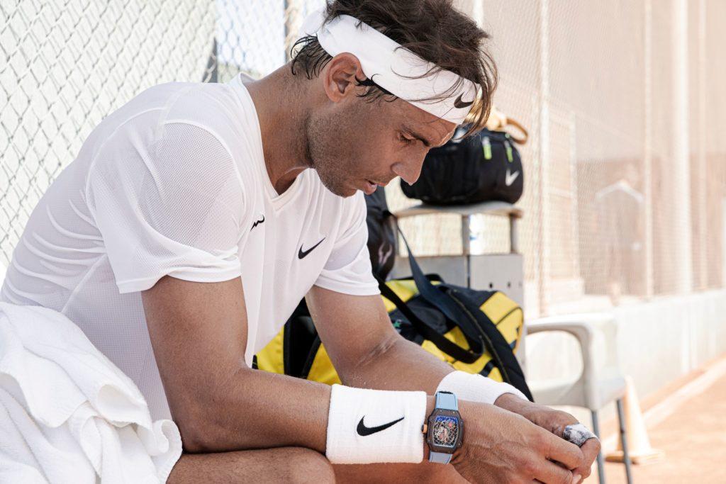reloj Rafael Nadal
